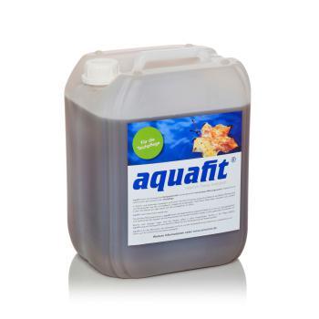 aquafit - Natürliche Pflege für Natur-, Schwimm- und Fischteiche