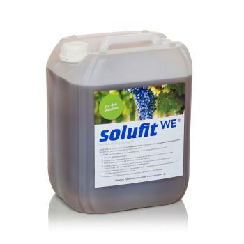 solufit WE - Komposteluat für den Weinbau